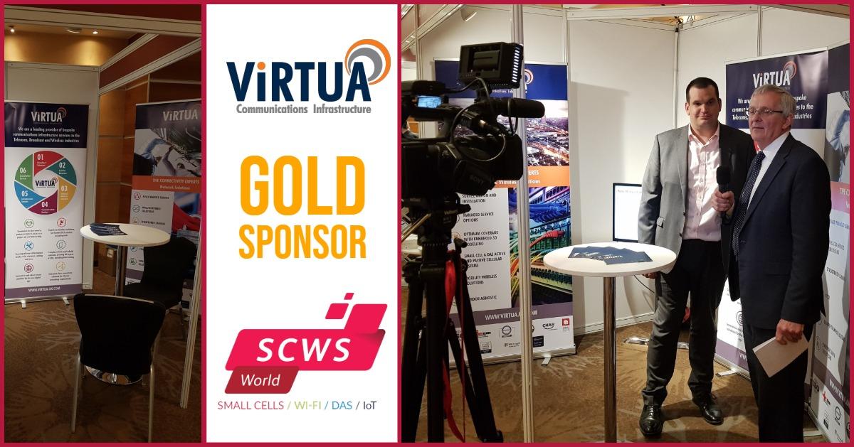 SCWS Gold Sponsor Banner