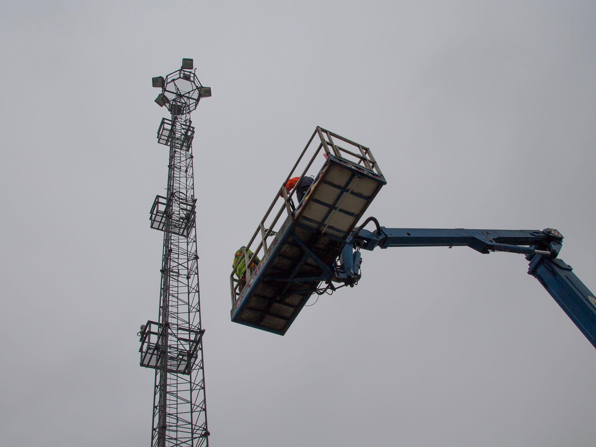 Felixstowe Port Superfast Wireless Connectivity Image