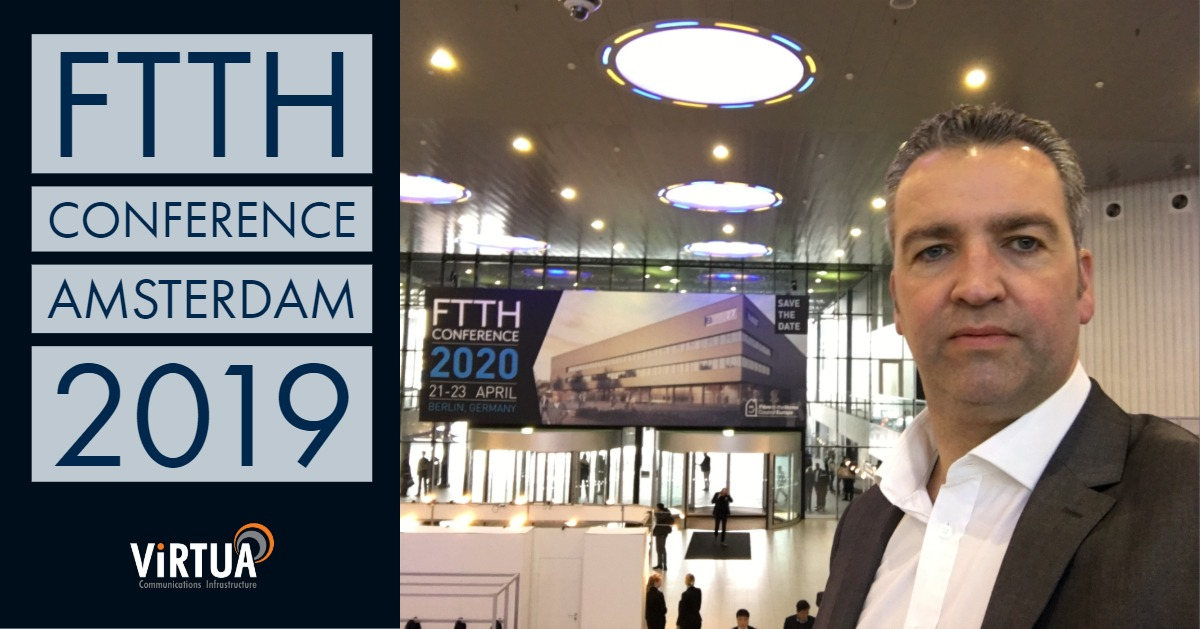Ftth Conference Amsterdam 2019