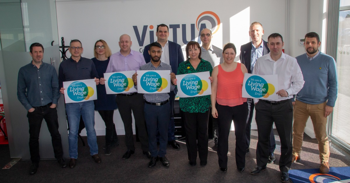 New Living Wage Accreditation Banner