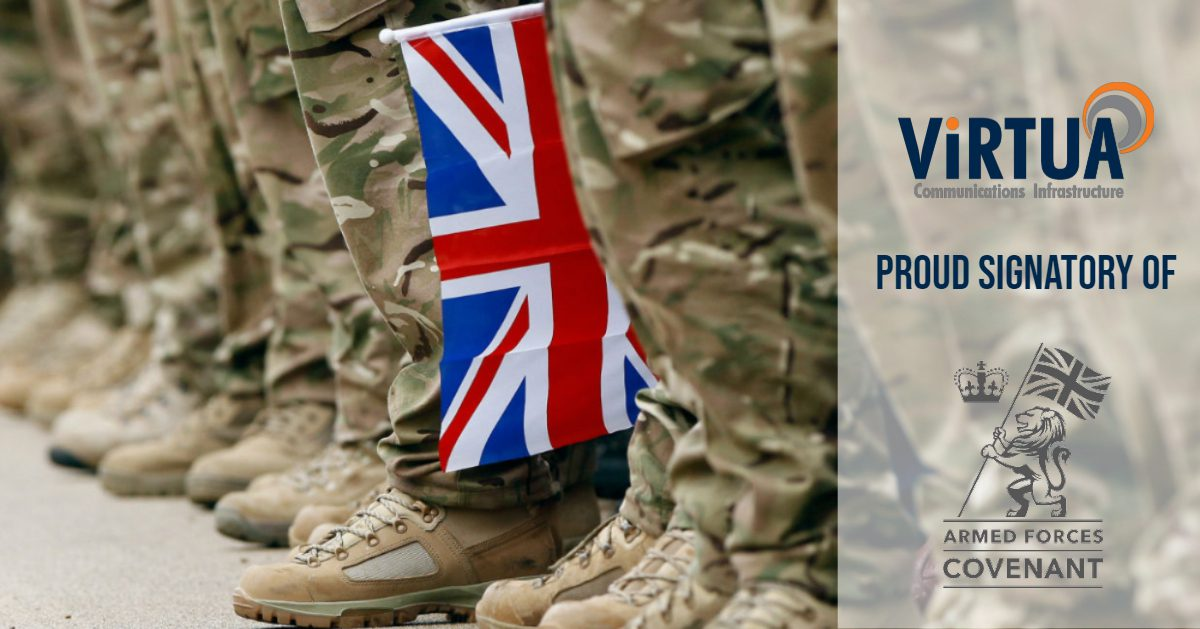 Our Forces Friendly Promise Banner