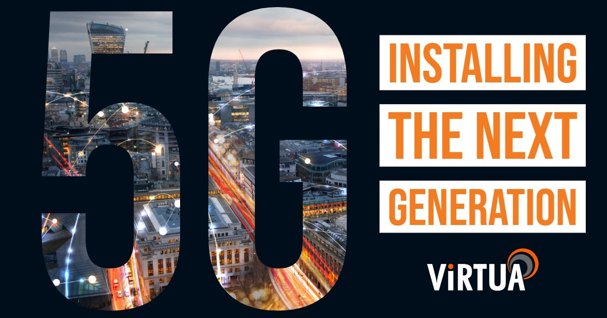 virtua installing 5G
